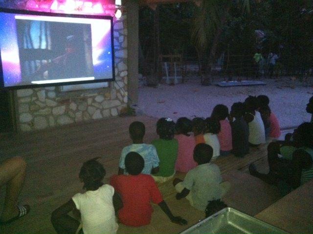 Watching the Jesus Film