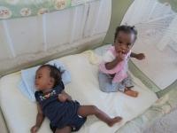 Yvella and Gabriella, Yvrose's twins
