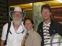 Bill, nurse Terry G., Jesse