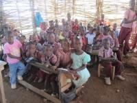 School children of Pelerin