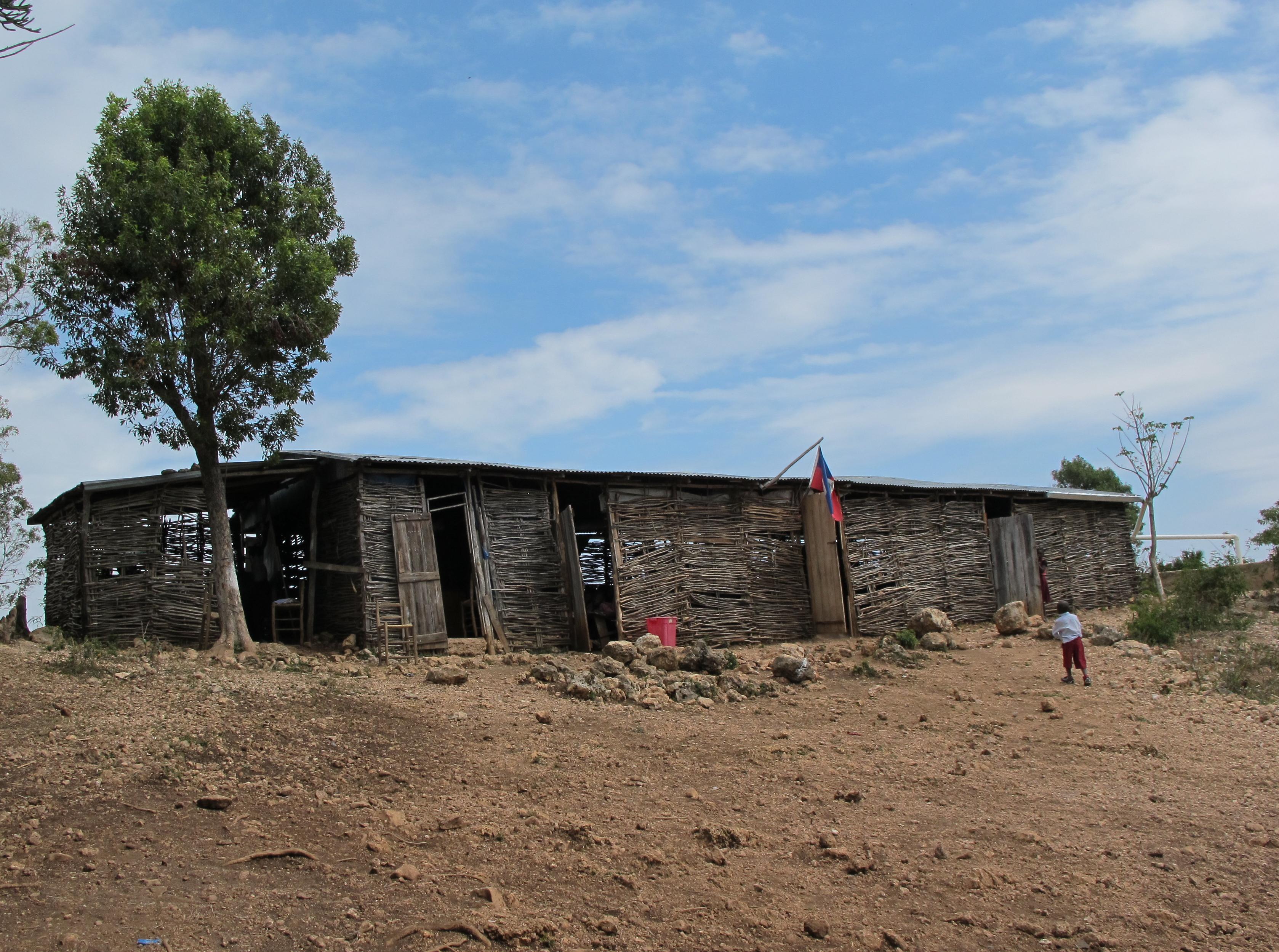 The school at Pelerin.