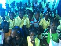 Chapelle School Children