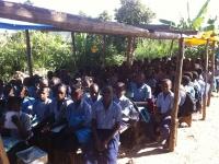 School children of Calalo.