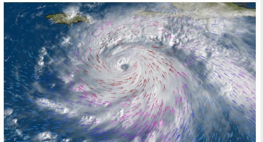 October, 2016 - Hurricane Matthew