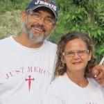 Manolo and Juani Cazorla